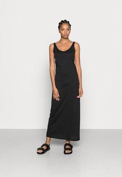 Vero Moda - VMNANNA ANCLE DRESS - Maxikleid - black