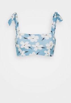 Banana Moon - PACKO ISALIS - Bikini-Top - bleu