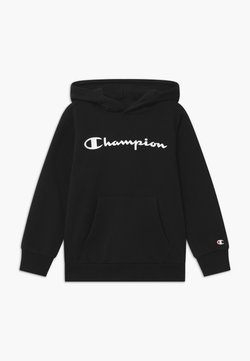 Champion - AMERICAN CLASSICS HOODED UNISEX - Kapuzenpullover - black