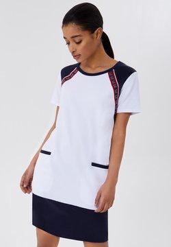 Liu Jo Jeans - Vestido ligero - white/blue