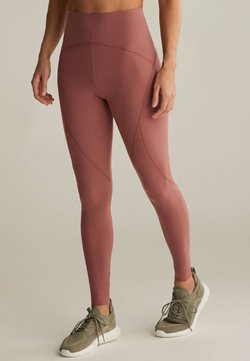 OYSHO - Tights - mauve