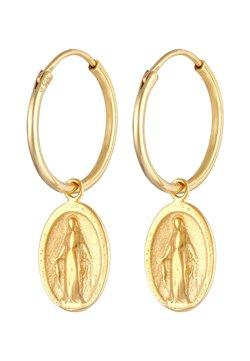 Elli - Pendientes - gold