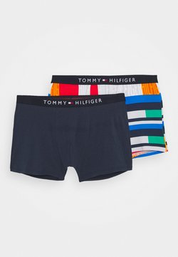 Tommy Hilfiger - TRUNK PRINT 2 PACK - Shorty - orange