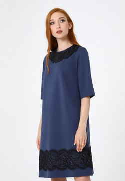 Madam-T - MELANINA - Vestito estivo - blau
