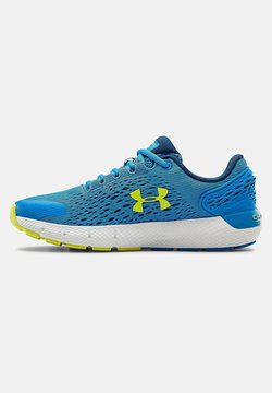 Under Armour - CHARGED ROGUE  - Hardloopschoenen neutraal - electric blue