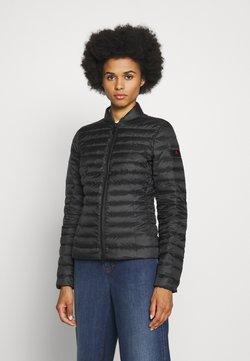 Peuterey - OPUNTIA - Gewatteerde jas - black