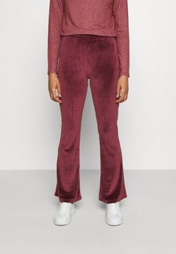 ONLY - ONLTAMMY FLARED PANTS - Spodnie materiałowe - port royale