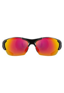 Uvex - blaze III - Sportbrille - black red