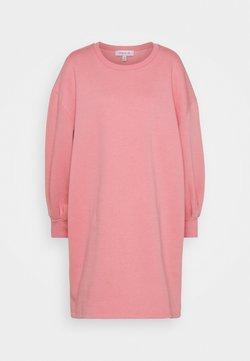 NU-IN - PUFF SLEEVE DRESS - Vapaa-ajan mekko - pink