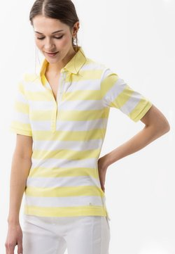 BRAX - STYLE CLEO - Poloshirt - yellow
