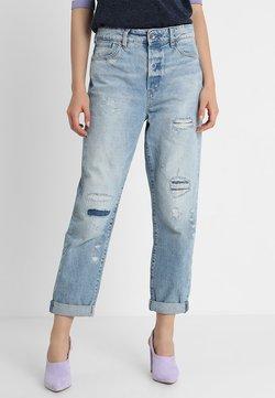 G-Star - MIDGE HIGH BOYFRIEND - Relaxed fit jeans - lt aged restored 211
