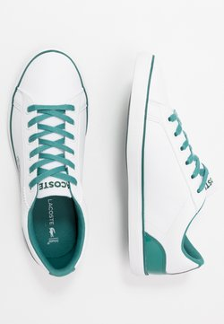 Lacoste - LEROND - Sneaker low - white/green