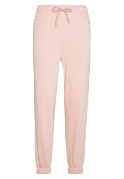 Topshop Petite - CLEAN SOFT  - Jogginghose - pink