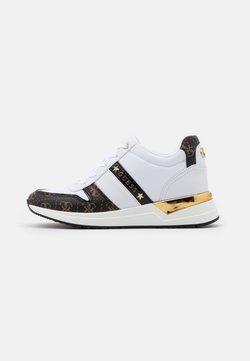 Guess - RAVYN - Sneakers basse - white