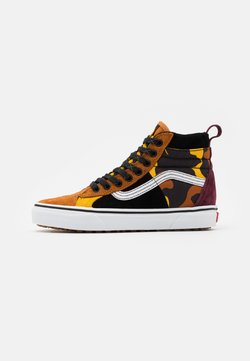 Vans - SK8 46 MTE DX UNISEX - Korkeavartiset tennarit - multicolor/yellow