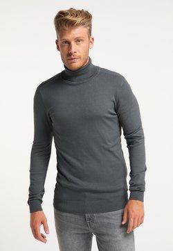 Petrol Industries - Stickad tröja - raven grey