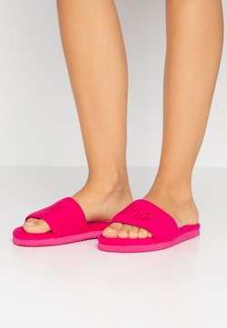 flip*flop - POOLY LOGO - Chaussons - very pink