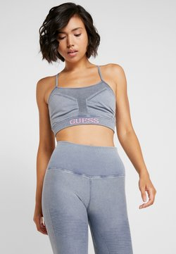Guess - ACTIVE BRA - Sport BH - blue peony