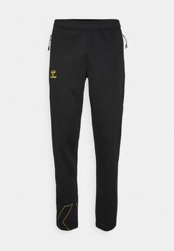 Hummel - CIMA XK PANTS - Jogginghose - black