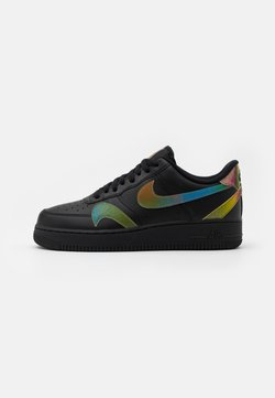 Nike Sportswear - AIR FORCE 1 '07 UNISEX - Sneaker low - black/multicolor