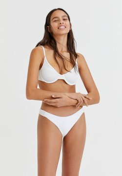 PULL&BEAR - Bikinitop - white
