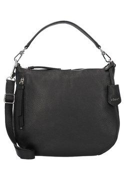 Abro - JUNA  - Handtasche - black/nickel