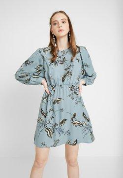 Vero Moda - VMSUS SHORT DRESS - Hverdagskjoler - slate
