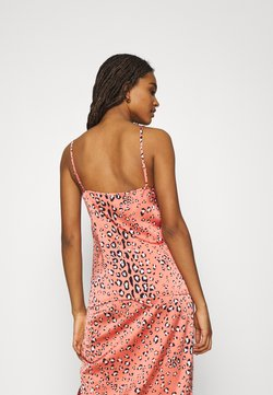 Never Fully Dressed - LEOPARD CAMI - Top - orange