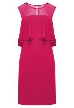 myMo at night - Vestido de tubo - fuchsia