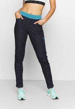 La Sportiva - MIRACLE - Stoffhose - dark blue