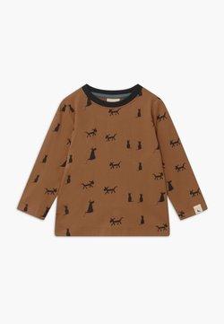Turtledove - CATS DOGS - Longsleeve - honey
