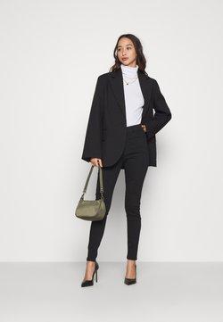 Even&Odd - Jeans Skinny Fit - black denim