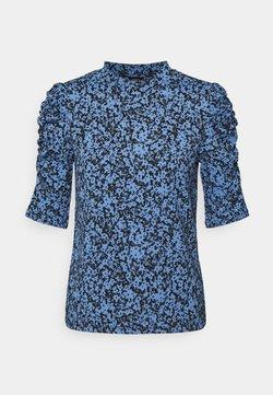Lindex - LOREEN - T-Shirt print - light blue