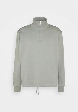 Weekday - ROD HALFZIP  - Sweatshirt - grey