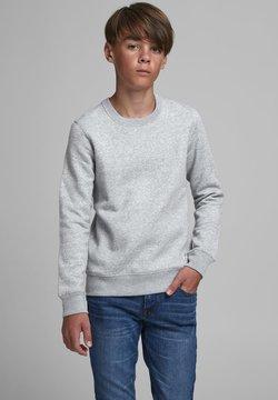 Jack & Jones Junior - LOOPBACK - Sweatshirt - light grey melange
