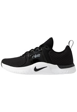 Nike Performance - RENEW IN-SEASON TR 10 - Kuntoilukengät - black/dark smoke grey/white