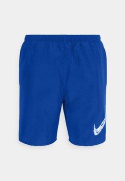Nike Performance - RUN SHORT - Pantalón corto de deporte - game royal/white