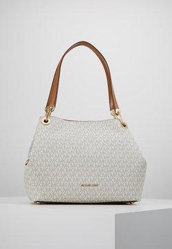MICHAEL Michael Kors - RAVEN SHOULDER BAG - Handtasche - vanilla