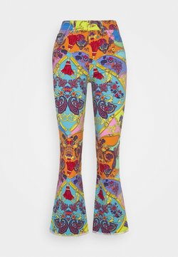 Versace Jeans Couture - Flared jeans - multi-coloured
