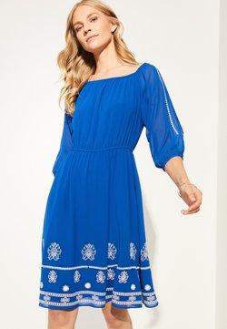 comma - Freizeitkleid - azure blue
