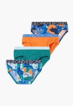 Bonds - BRIEF 4 PACK - Slip - multi-coloured