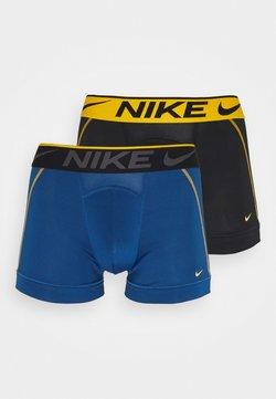 Nike Underwear - TRUNK 2 PACK - Bokserit - court blue/black