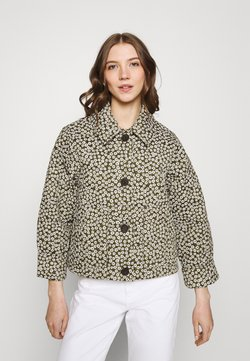 Monki - NICCO JACKET - Overgangsjakker - minibloom dark