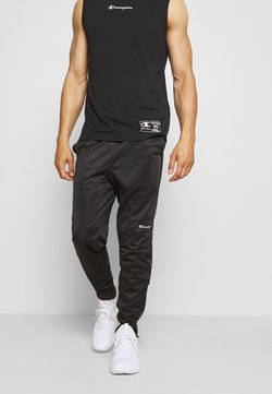 Champion - LEGACY CUFF PANTS - Jogginghose - black