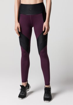 Daquïni - LUX  - Legging - dark red
