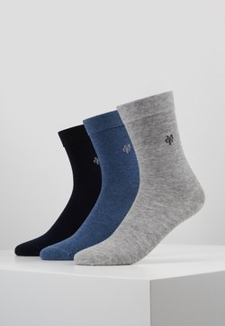 Marc O'Polo - 3 PACK - Socken - navy