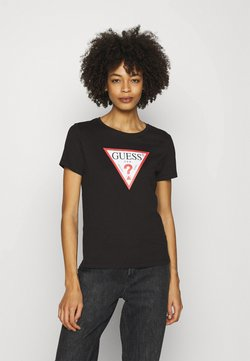 Guess - ORIGINAL - Camiseta estampada - jet black