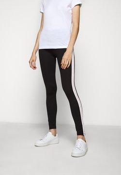 HUGO - NARLY - Leggings - Trousers - black