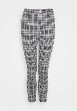 Even&Odd Tall - Leggings - Hosen - black  white