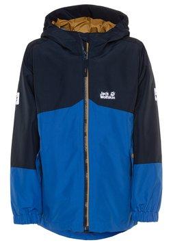 Jack Wolfskin - ICELAND - Outdoorjacke - coastal blue